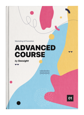 Advanced Course Marketing and Promotion ebook cover