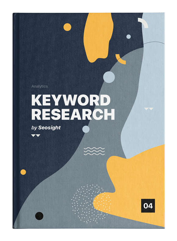 Keyword Research ebook cover