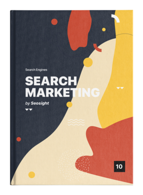 Search Marketing ebook cover