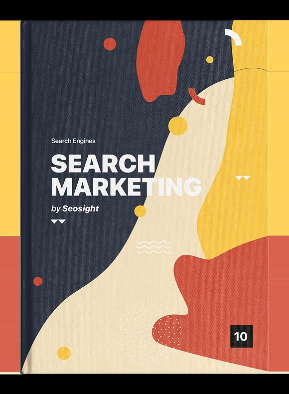 Search Marketing ebook cover